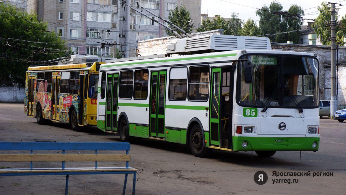 В Ярославской области в результате аварий пострадали две пассажирки общественного транспорта