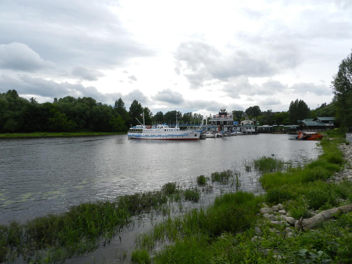 В Рыбинске возобновляет работу речной пассажирский транспорт