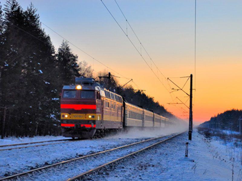 В новогодние праздники между Ярославлем и Москвой пустят дополнительные поезда