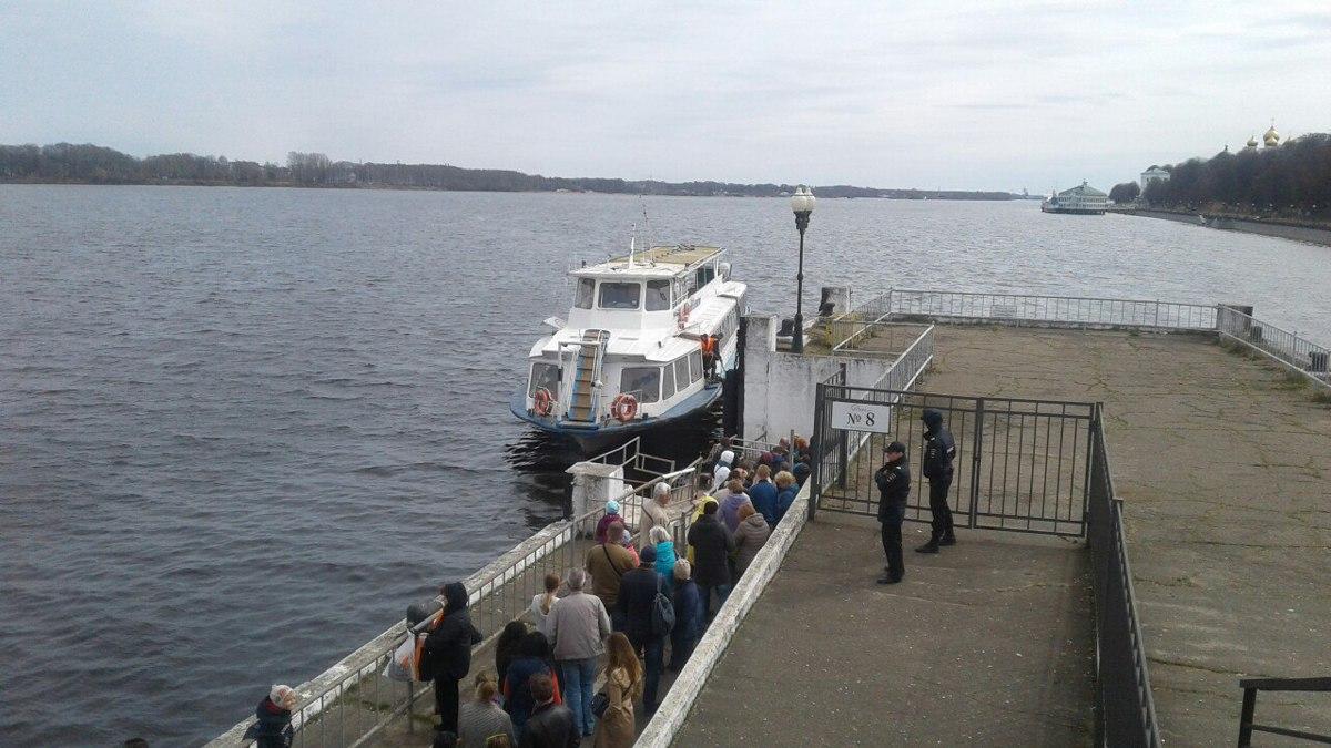В Ярославле открылась пассажирская навигация: расписание