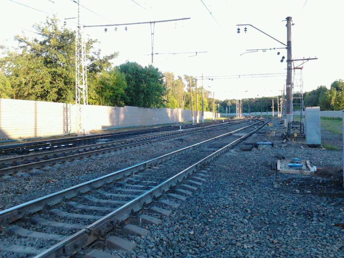В Рыбинске поезд насмерть сбил 57-летнего мужчину