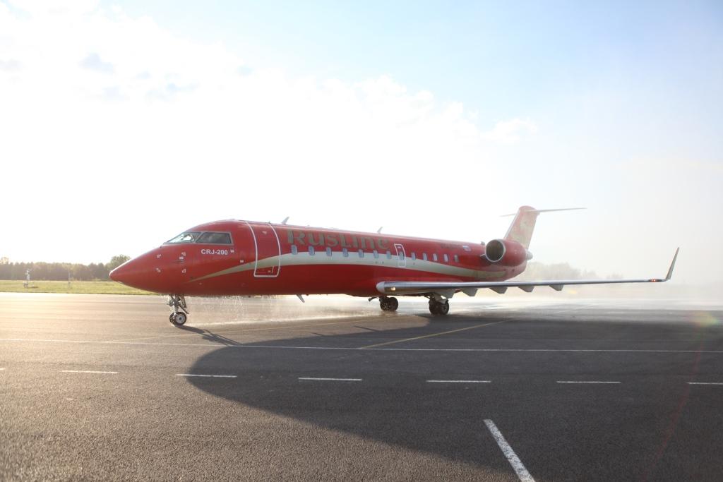 Более 13 тысяч пассажиров обслужил ярославский аэропорт за первое полугодие 2020 года