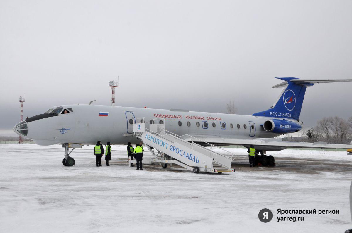 Пассажиропоток аэропорта Туношна под Ярославлем в прошлом году вырос на 52%