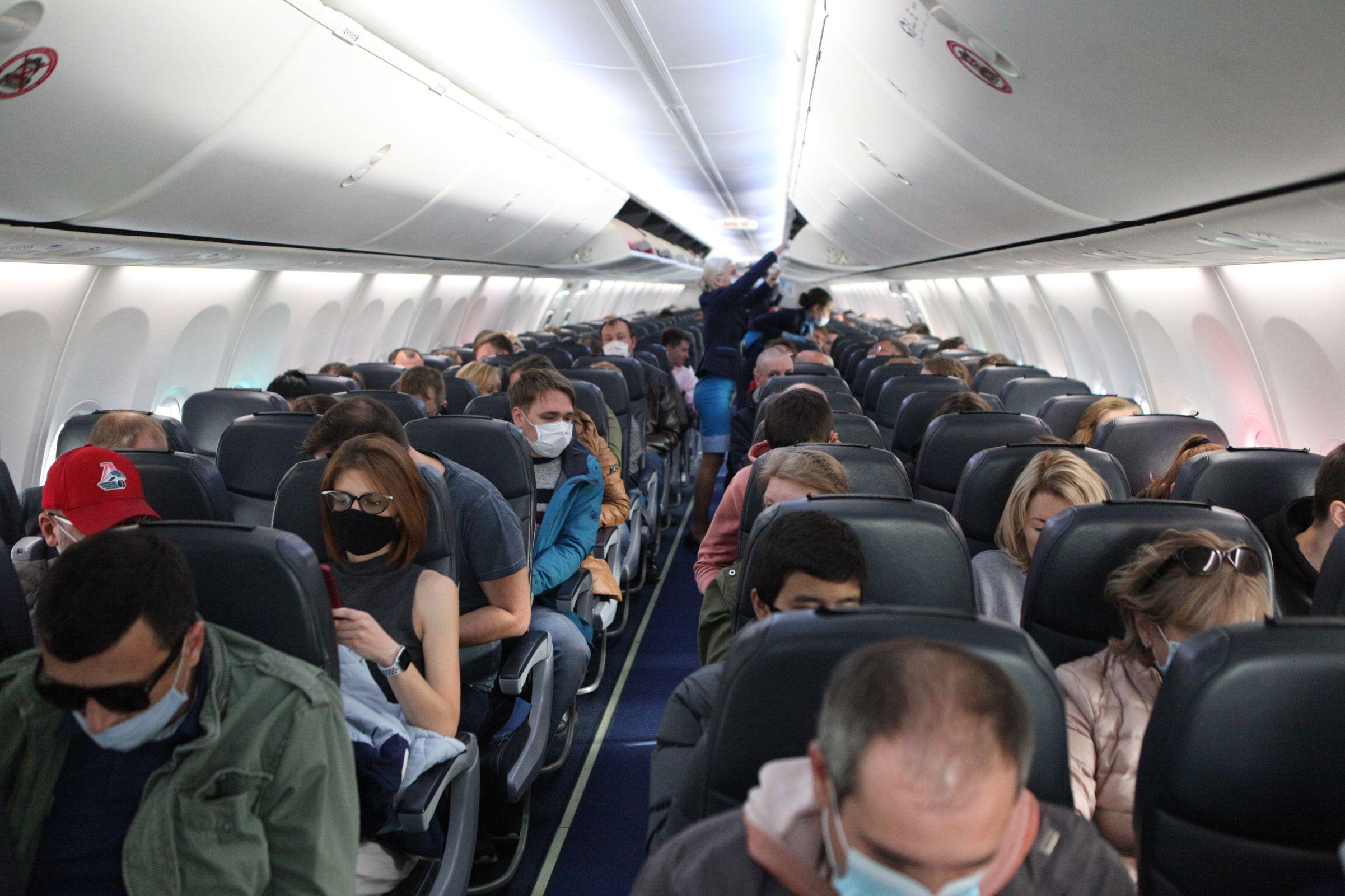 Изменены дни вылета из ярославского аэропорта в Сочи и Краснодар