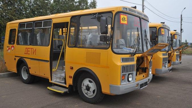 В Ярославской области школьный автобус столкнулся с «Ленд Крузером»