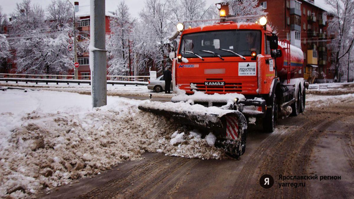 Ярославцев просят воздержаться от парковки машин на улице Флотской