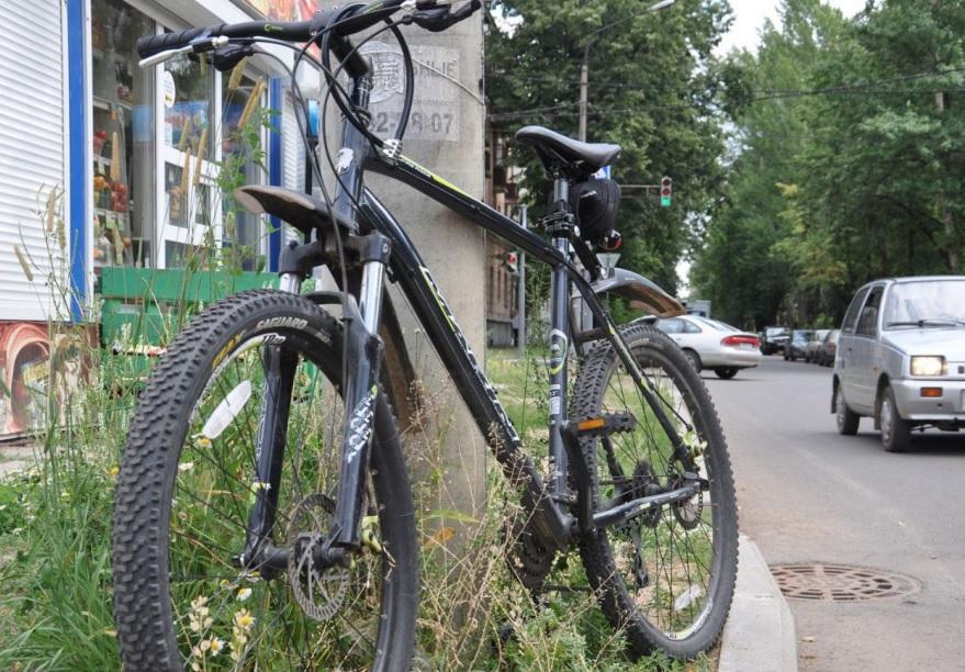 В Ярославской области водитель без прав сбил велосипедиста